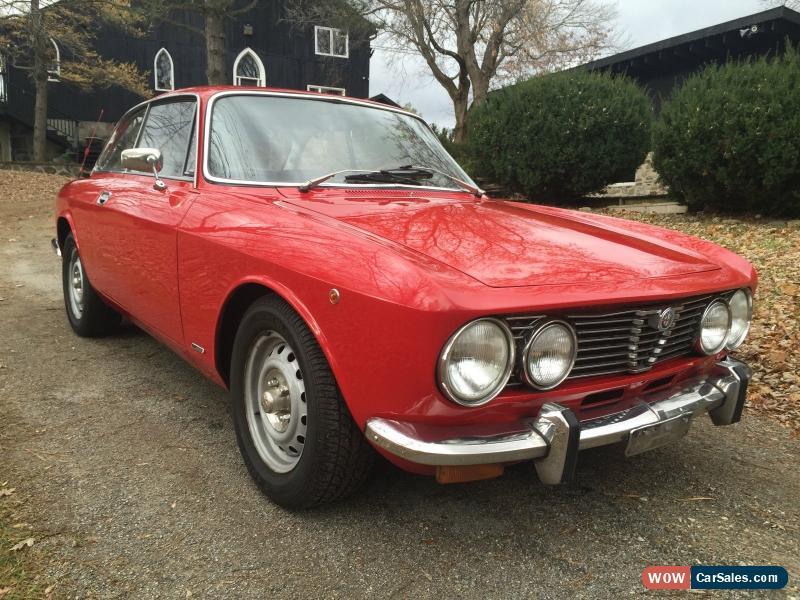 1974 Alfa Romeo GTV For Sale In Canada