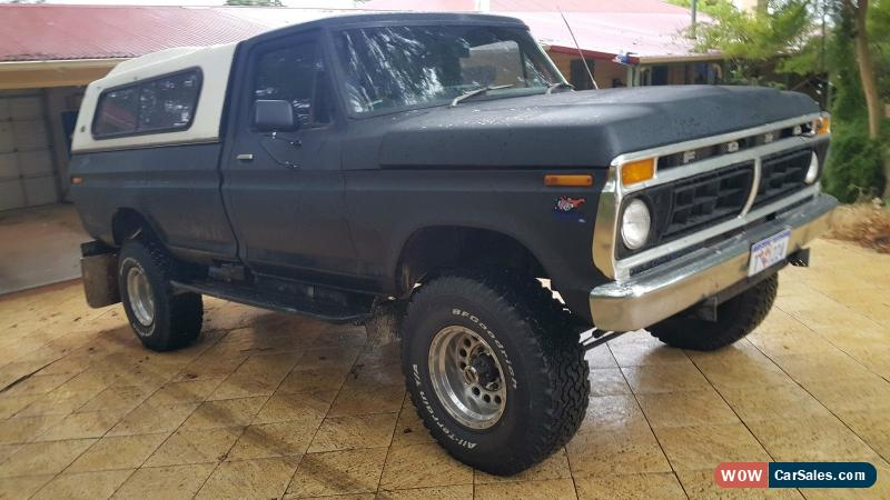 Ford Ford F250 1977 For Sale In Australia