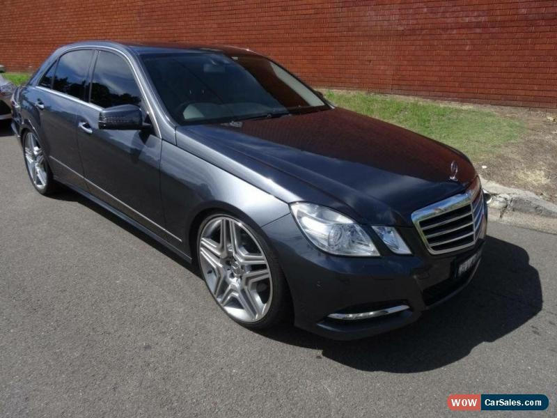 mercedes benz e350 for sale in australia. Black Bedroom Furniture Sets. Home Design Ideas