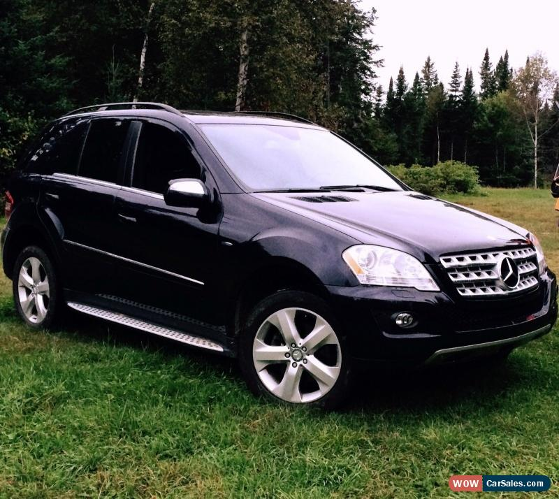 2010 mercedes benz m class for sale in canada for Mercedes benz suv 2008 for sale