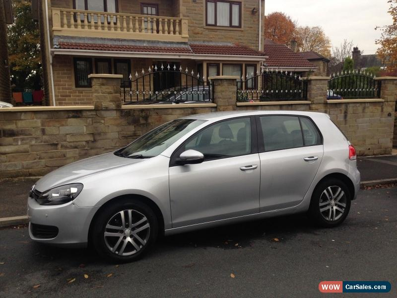 2009 volkswagen golf se tdi for sale in united kingdom. Black Bedroom Furniture Sets. Home Design Ideas