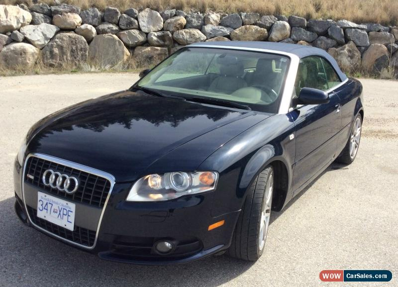 2009 audi a4 for sale in canada. Black Bedroom Furniture Sets. Home Design Ideas