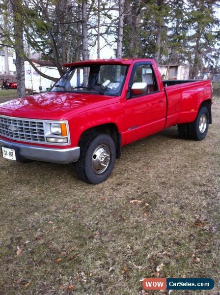 1989 Chevrolet C/K Pickup 3500 for Sale in Canada