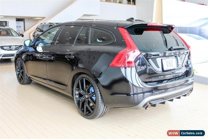 View Volvo V60 Polestar For Sale