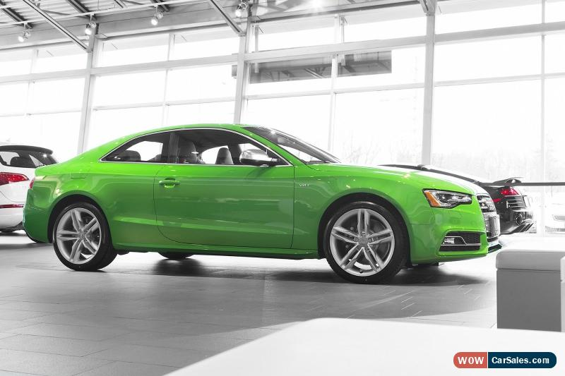 2016 audi s5 for sale in canada. Black Bedroom Furniture Sets. Home Design Ideas