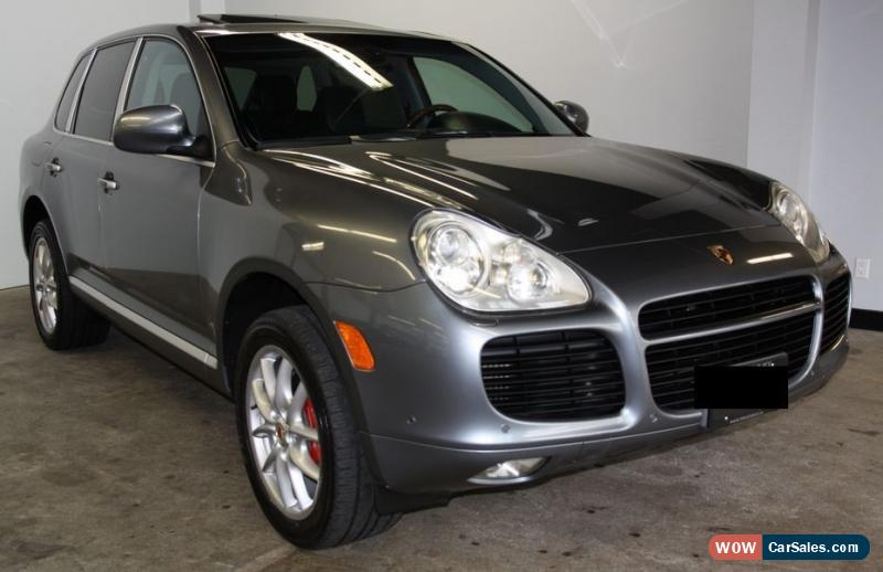 2004 porsche cayenne for sale in canada classic 2004 porsche cayenne turbo for sale publicscrutiny Image collections