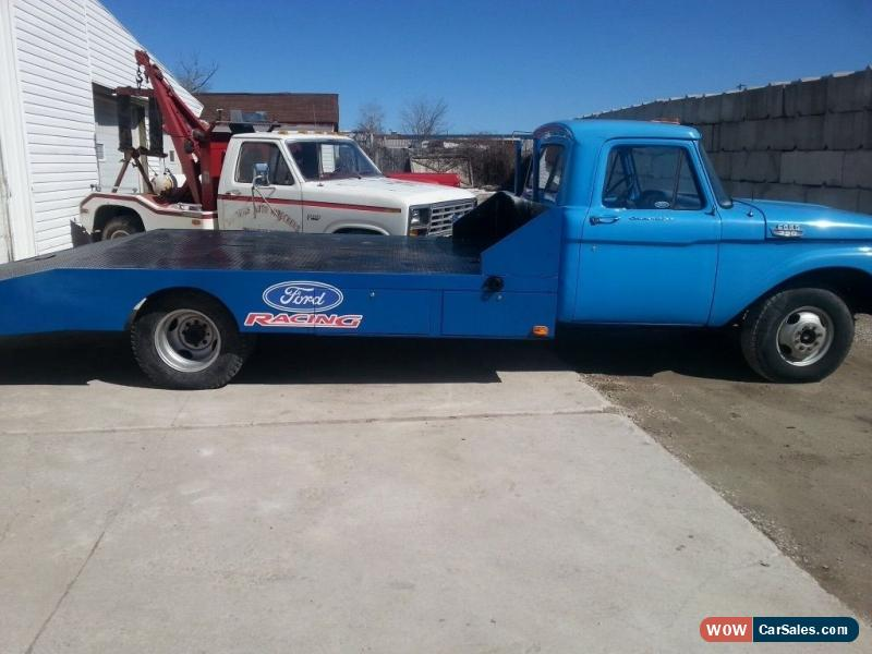 1966 Ford F-350 for Sale in Canada