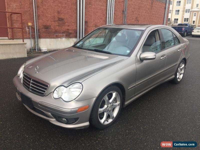 2007 mercedes benz c class for sale in united states