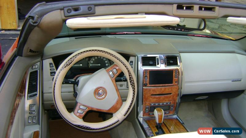 convertible cadillac in sunnyvale sale california details for xlr