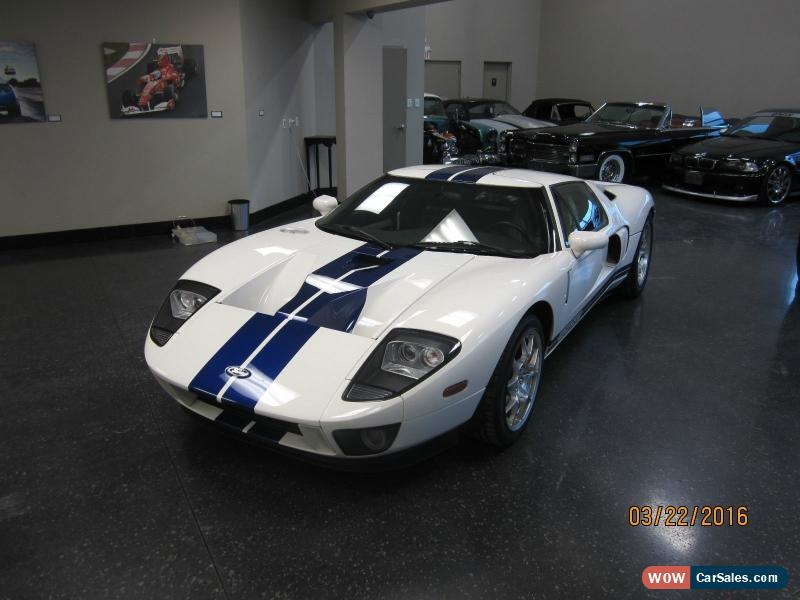 Classic Ford Ford Gt The One For Sale