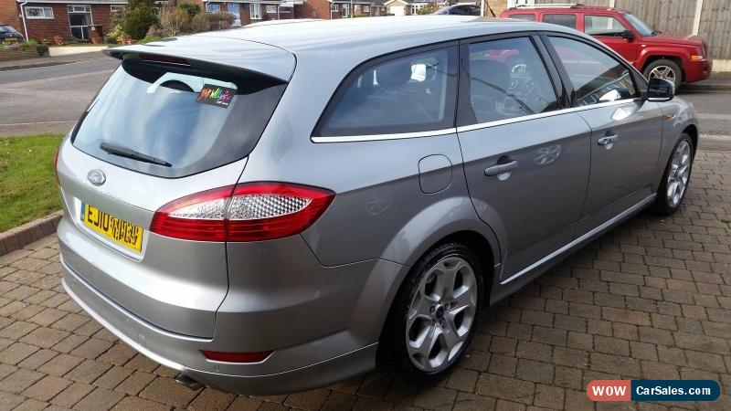 2010 Ford MONDEO TITANIUM X SPORT A for Sale in United Kingdom
