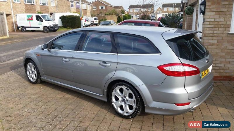2010 ford mondeo titanium x sport a for sale in united kingdom. Black Bedroom Furniture Sets. Home Design Ideas