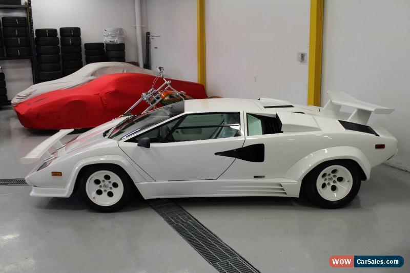 ... Classic 1988 Lamborghini Countach LP5000 QV For Sale