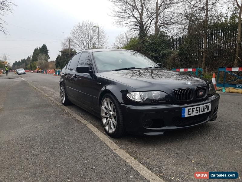 2001 bmw 330 d sport auto for sale in united kingdom. Black Bedroom Furniture Sets. Home Design Ideas