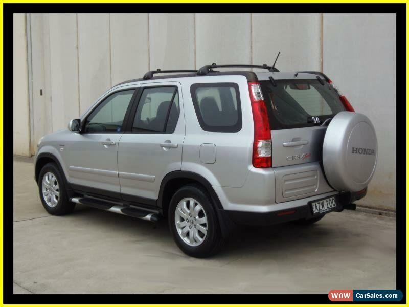 honda cr v for sale in australia