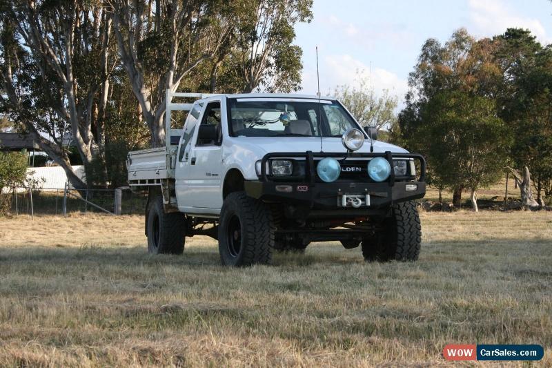 Holden Rodeo For Sale In Australia
