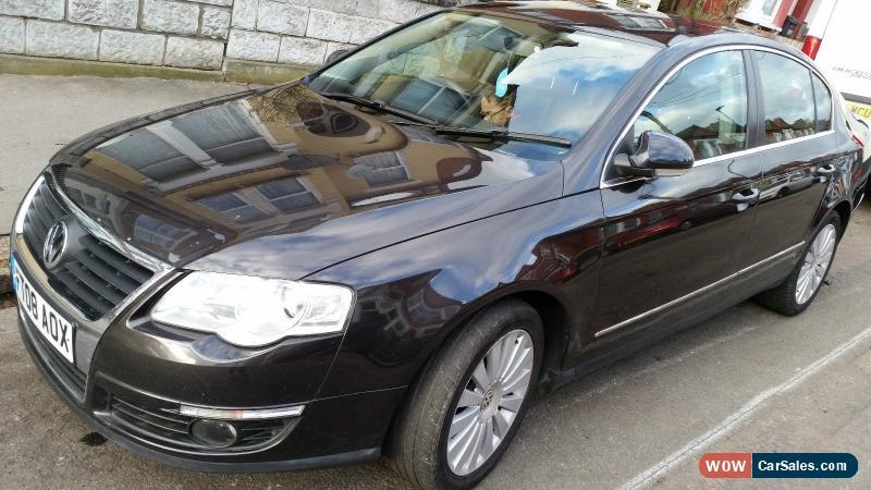2008 volkswagen passat for sale in united kingdom rh wowcarsales com