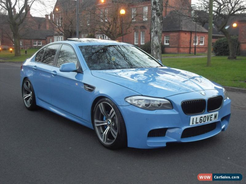 2010 Bmw 520d Se Auto For Sale In United Kingdom