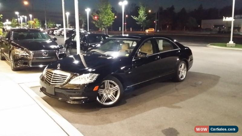 2012 mercedes benz s class for sale in united states