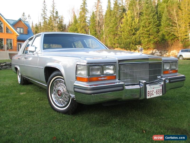 photos sale cadillac specs ride brougham for large