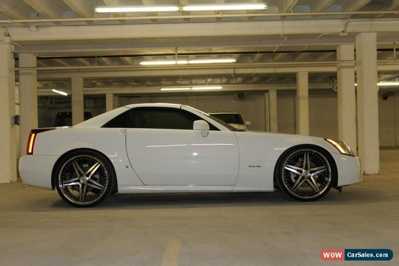 2008 cadillac xlr for sale in canada. Cars Review. Best American Auto & Cars Review