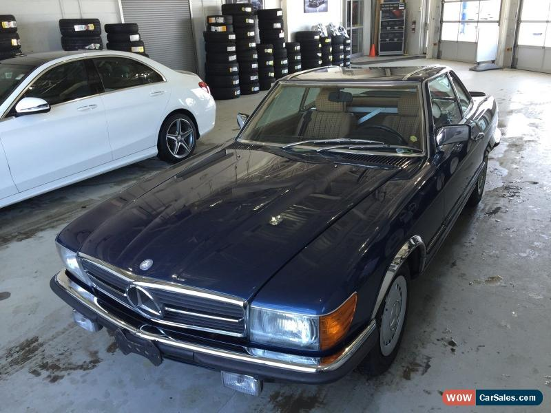 1980 mercedes benz sl class for sale in canada. Black Bedroom Furniture Sets. Home Design Ideas