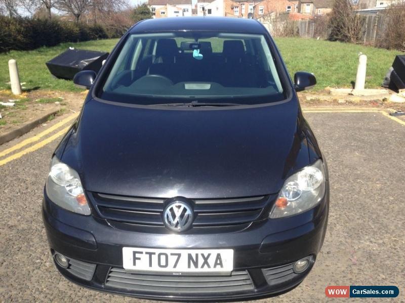 2007 Volkswagen GOLF PLUS LUNA TDI 105 for Sale in United