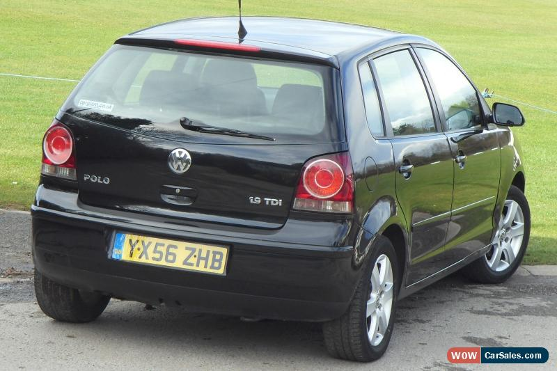 2006 volkswagen polo sport tdi 100 for sale in united kingdom. Black Bedroom Furniture Sets. Home Design Ideas
