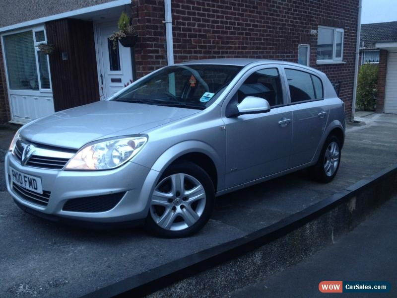 2010 Vauxhall Astra Club For Sale In United Kingdom