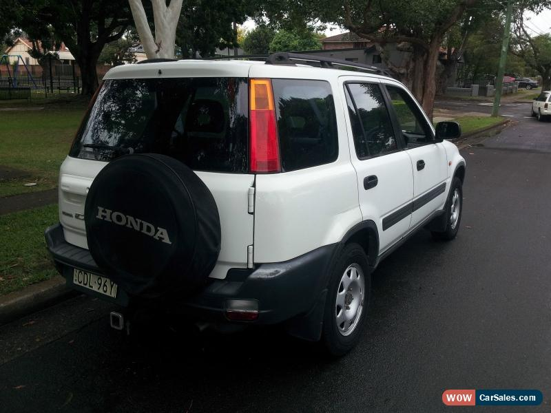 What To Do With Used Car Seats >> HONDA CRV WAGON - ALL WHEEL DRIVE - AUTOMATIC - 2 LITRE ...