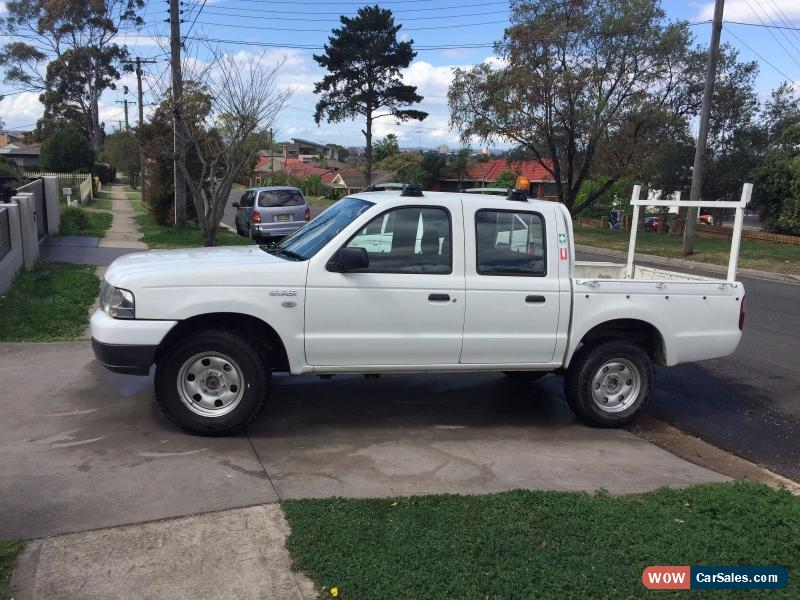 Ford Ford Courier 2006 XL (4x4) for Sale in Australia
