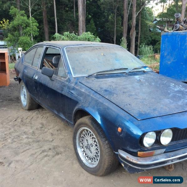 Alfa Romeo Alfa Romeo Alfetta 1976 GT For Sale In Australia