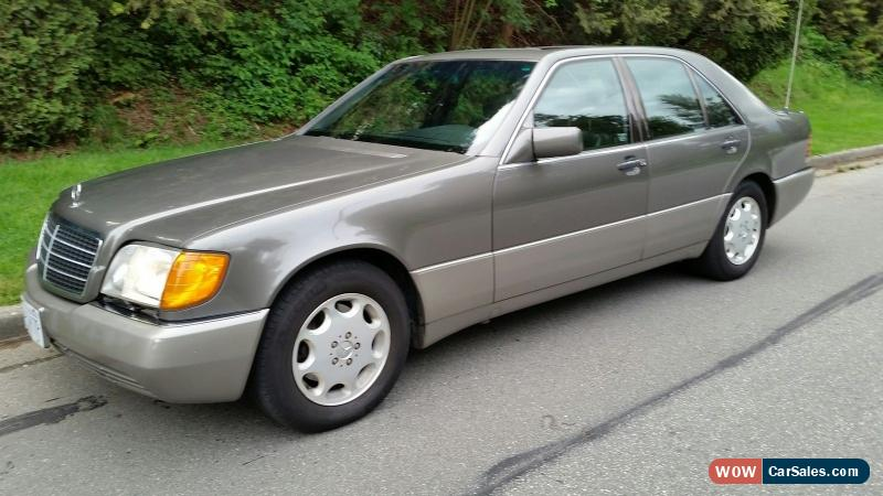 1992 mercedes benz 400 series for sale in canada