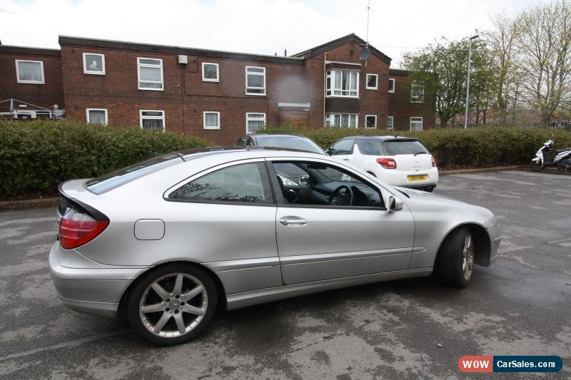 Central Auto Sales >> 2001 Mercedes-benz C-Class for Sale in United Kingdom