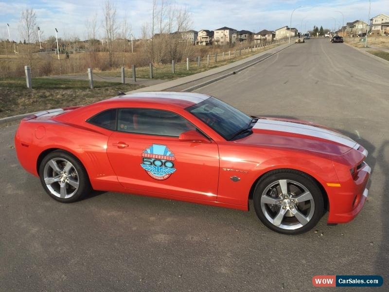 2010 chevrolet camaro indy pace car gm mistake order for sale. Cars Review. Best American Auto & Cars Review