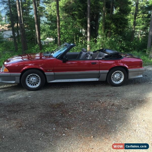 1990 Ford Mustang for Sale in Canada
