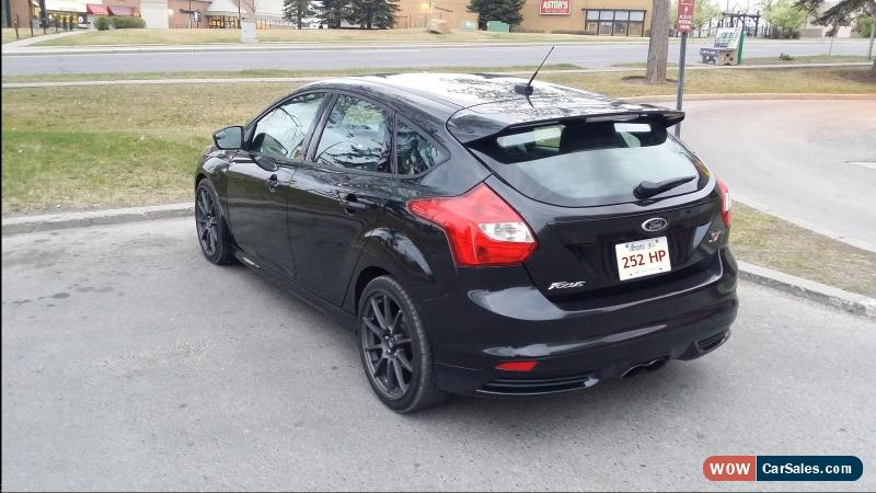 Focus St Horsepower >> 2013 Ford Focus For Sale In Canada