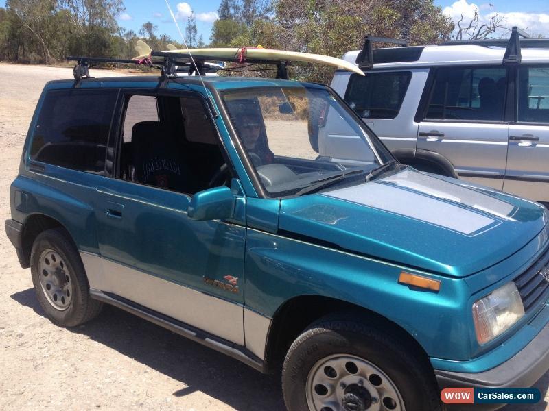 Suzuki vitara 4x4 for sale