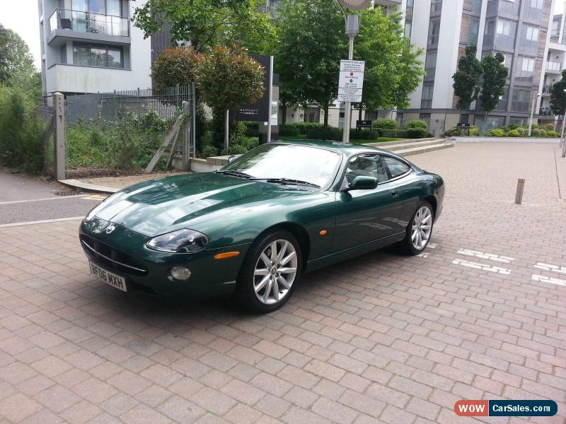 2006 jaguar xk8 coupe auto for sale in united kingdom. Black Bedroom Furniture Sets. Home Design Ideas