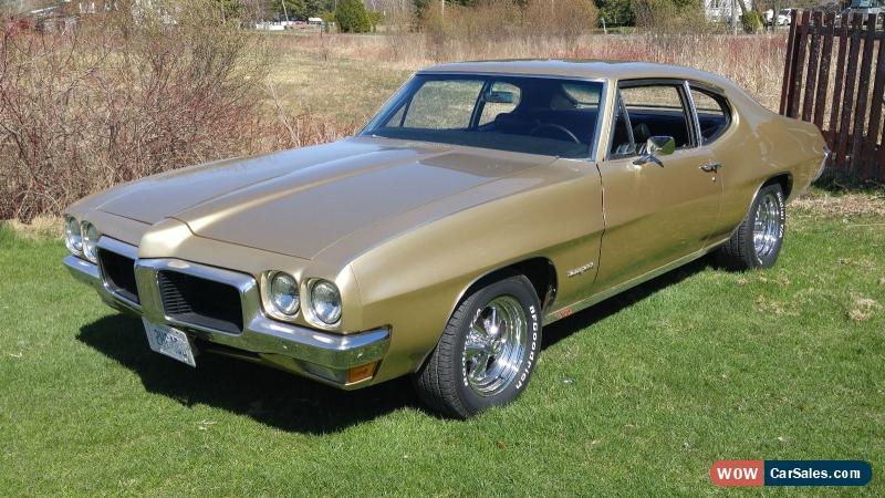 1970 Pontiac Tempest for Sale in Canada