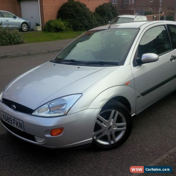 2001 Ford FOCUS ZETEC for Sale in United Kingdom