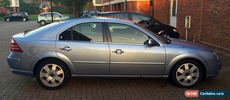 2006 ford mondeo ghia x tdci 130 for sale in united kingdom. Black Bedroom Furniture Sets. Home Design Ideas
