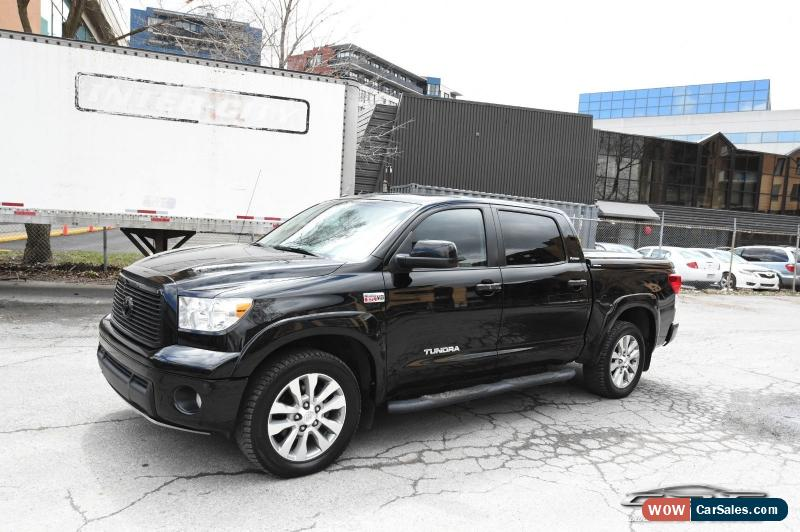 Toyota Tundra Supercharger >> 2010 Toyota Tundra For Sale In Canada
