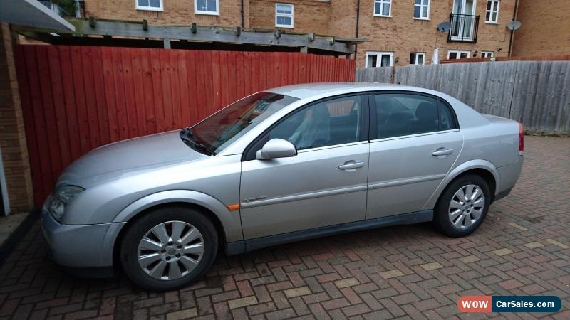 2003 Vauxhall Vectra Elegance 16v For Sale In United Kingdom