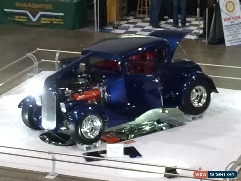 1931 Ford Hot Rod 5-windows coupe for Sale in Canada