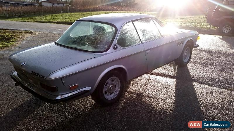 1971 Bmw 2800cs For Sale In Canada