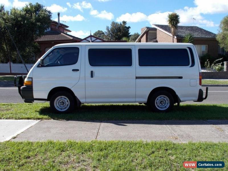 Toyota HiAce for Sale in Australia