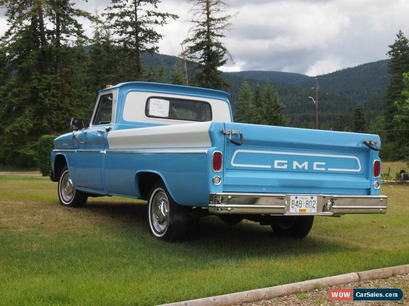 1966 Gmc pickup for Sale in Canada