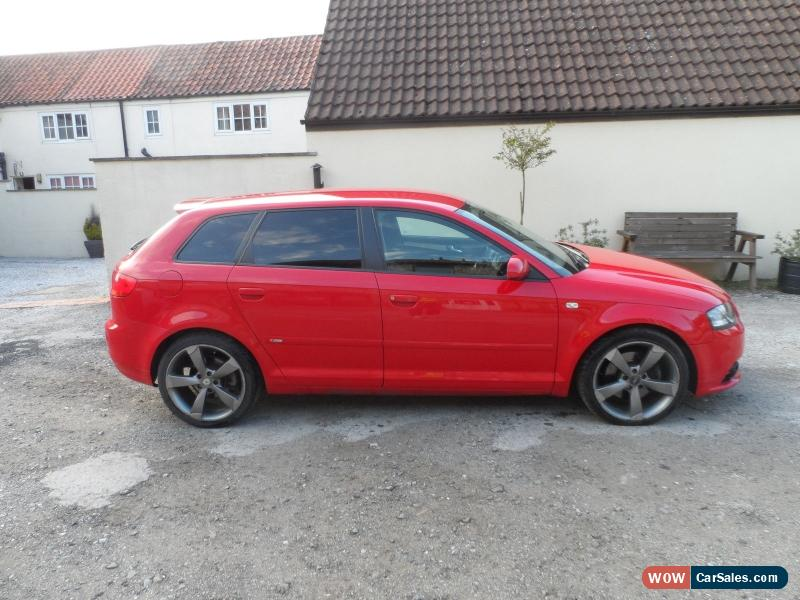 2006 audi a3 tdi s line quattro for sale in united kingdom. Black Bedroom Furniture Sets. Home Design Ideas