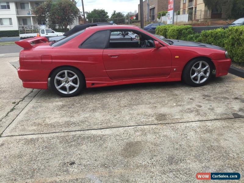 Classic Nissan Skyline R34 GTT For Sale